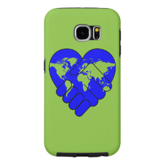 Awesome Samsung Galaxy S6 Tough Phone Case