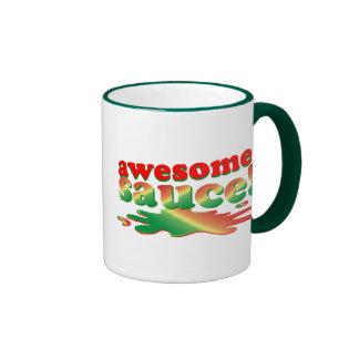 Awesome Sauce Ringer Mug