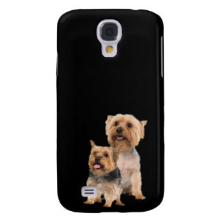 Awesome Silky Terrier Puppies Samsung Galaxy S4 Cover