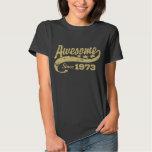 Awesome Since 1973 Tee Shirts