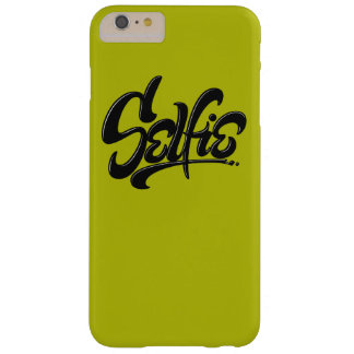 Awesome Skateboard Graffiti Selfie Street Art Barely There iPhone 6 Plus Case