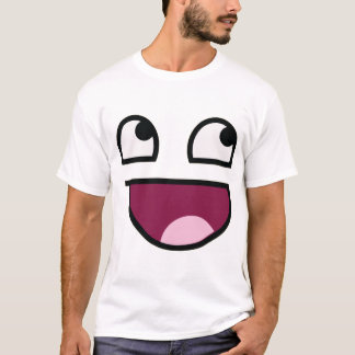 Awesome Smiley Man Face shirt