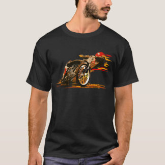 Awesome Speedway Motorcycle Clothing T-Shirt