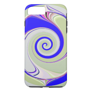 Awesome Spiral Swirl iPhone 8 Plus/7 Plus Case