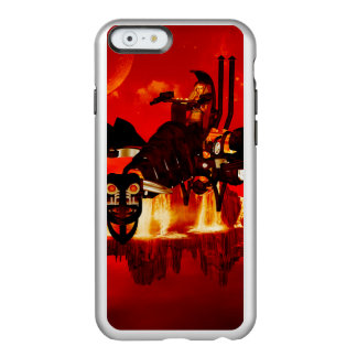 Awesome  steam dragon in the sunset incipio feather® shine iPhone 6 case