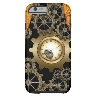 Awesome steampunk design tough iPhone 6 case