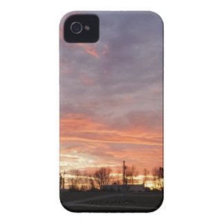 Awesome Sunset iPhone 4 Case-Mate Case