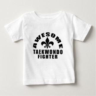 AWESOME TAEKWONDO FIGHTER BABY T-Shirt