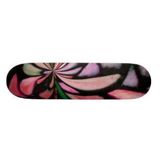 Awesome Tiffany Inspired Skateboard Deck