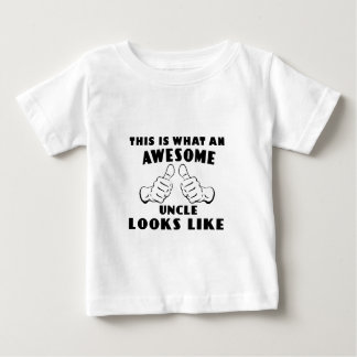 Awesome uncle baby T-Shirt