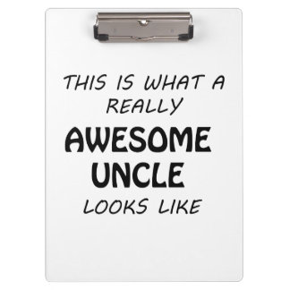 Awesome Uncle Clipboard