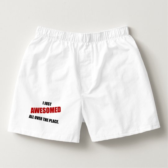 Awesomed All Over The Place Boxers