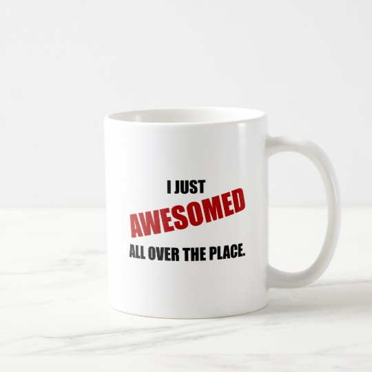 Awesomed All Over The Place Coffee Mug