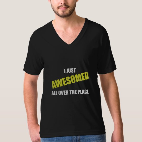 Awesomed All Over The Place T-Shirt