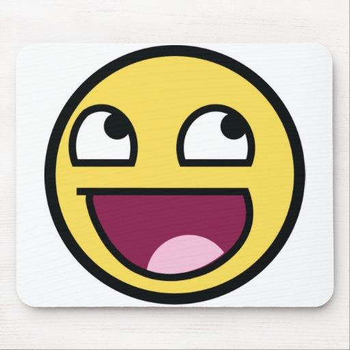 Awesomeface Mousepad
