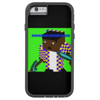 AwesomegreeneGames iPhone 6 Case