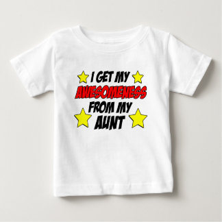Awesomeness From Aunt Baby T-Shirt
