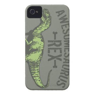 Awesomesaurus Rex iPhone 4 Case-Mate Case