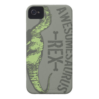 Awesomesaurus Rex iPhone 4 Covers