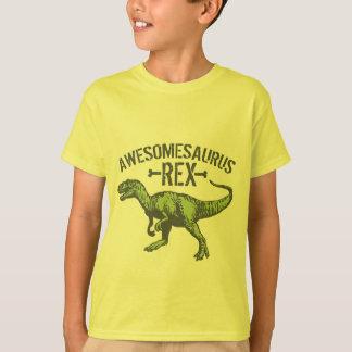 Awesomesaurus Rex Tees