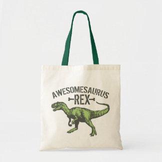 Awesomesaurus Rex Tote Bag