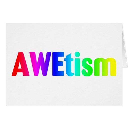 AWEtism Card