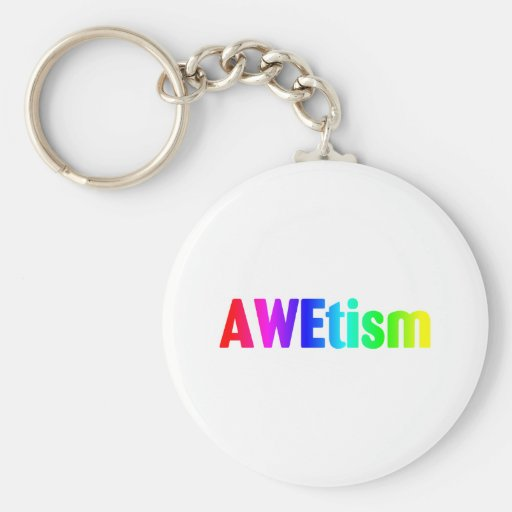 AWEtism Keychains