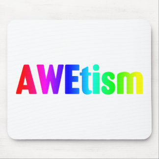 AWEtism Mouse Pad