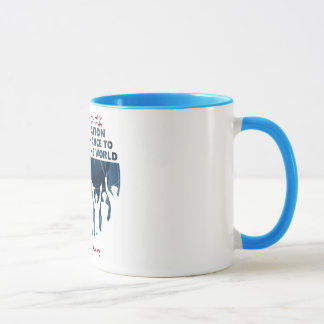 AWF Bono Birthday Coffee Mug