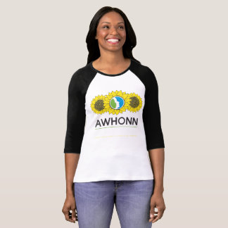 AWHONN Sunflowers T-Shirt