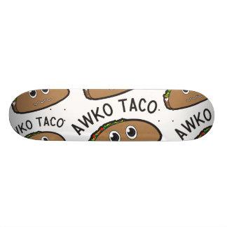 Awko Taco Skateboard