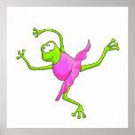 Awkward Ballet Frog