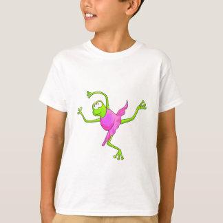 Awkward Ballet Frog T-Shirt