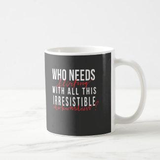 Awkward Flirting Coffee Mug