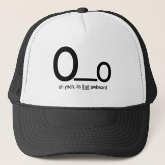 awkward hat