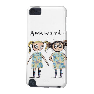 Awkward - like when you wear the same dress... iPod touch 5G cases