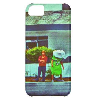 Awkward Mr Pickle iPhone 5C Case