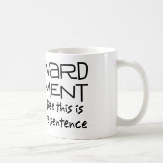 Awkward Sentence Mugs