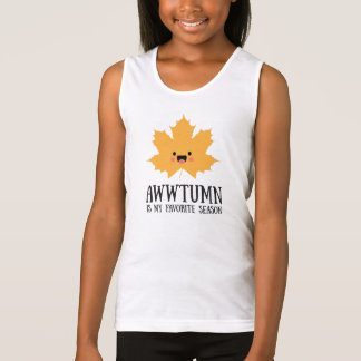 Awwtumn is my Favorite Season | Girls T-Shirt