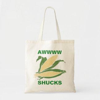 Awww Shucks Tote Bag