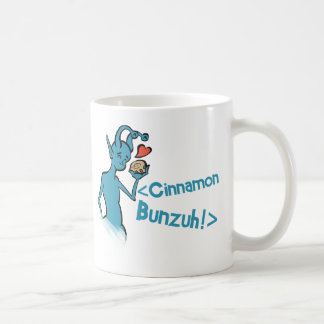Ax Hearts Buns Coffee Mug