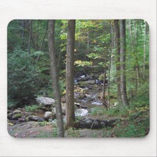 AX- Nature Stream Mousepad