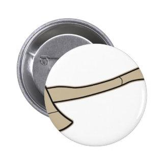 axe 6 cm round badge