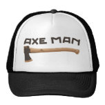 Axe Man, Outdoors Woodsman Cap