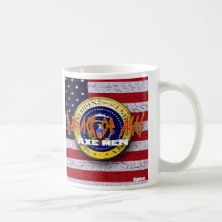 Axe Men Barack Of Ages Mug