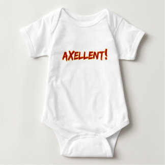 Axellent! Baby Bodysuit