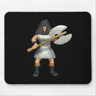 Axeman Mouse Pad