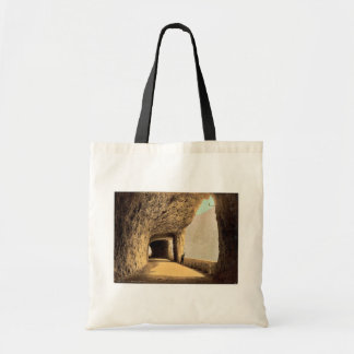 Axenstrasse, view on the lake, Lake Lucerne, Switz Tote Bag