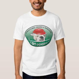 Axiom Engineering 2 T-shirts