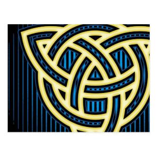 Axion Logo Postcard